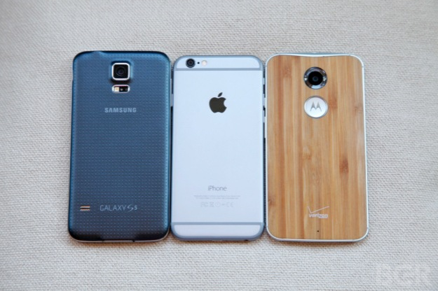Iphone 6, Samsung
