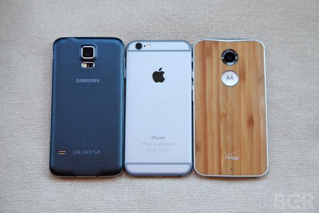 Iphone 6, Samsung