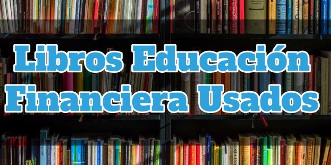 Libros educación financiera usados