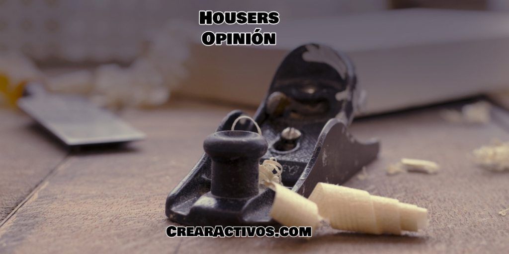 Herramienta cepillo de carpintero - Housers opinion